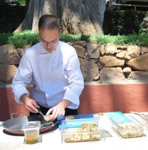 Begur. Hotel Aiguablava. Menú de la llagosta, iniciativa gastronòmica gastronomia de Costa Brava Hotels de Luxe