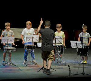 Sant Feliu de Guíxols. Concerts de final de curs de l'Escola de Música de Sant Feliu-Platja d'Aro, al teatre de Sant Feliu.
