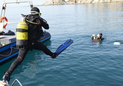 15a Neteja del fons marí • Diumenge 7 de juny