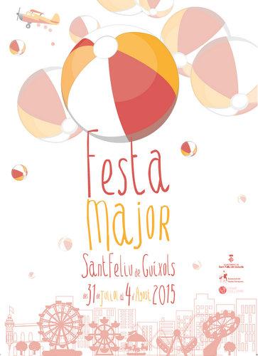 Presentem el cartell i la programació de la Festa Major de Sant Feliu de Guíxols