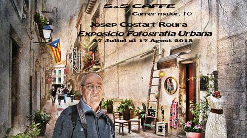 EXPOSICIÓ DE FOTOGRAFIA URBANA CARRERS I RACONS