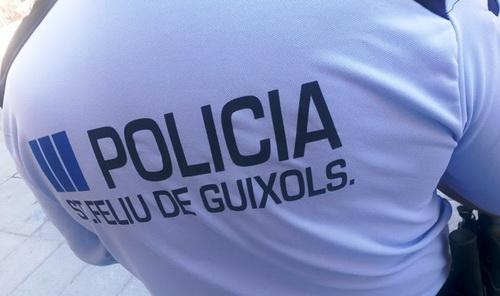NOU UNIFORME DE LA POLICIA LOCAL