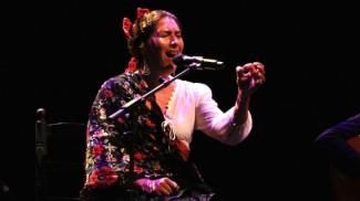 Profunda passió d'Estrella Morente per Sant Feliu