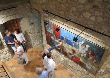 Més de 12.000 visitants a les exposicions d'estiu