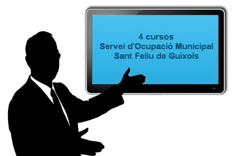 CURSOS DEL SERVEI D'OCUPACIÓ MUNICIPAL