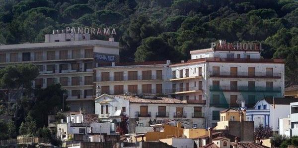 """EL PANORAMA, """"L'HOTEL DE LES ÀNIMES"""""""