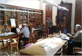 La Biblioteca del Casino, en el Patrimoni