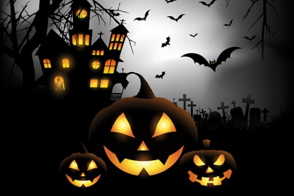 3a Festa de Halloween · Dissabte 31 d'octubre