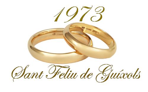 SOPAR – TROBADA PER A MATRIMONIS DE L'ANY 1973