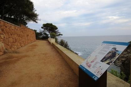 Nous indicadors geològics a S'Agaró