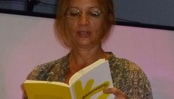 PRESENTEN EL LLIBRE COL.LECTIU BIBLIORELATS