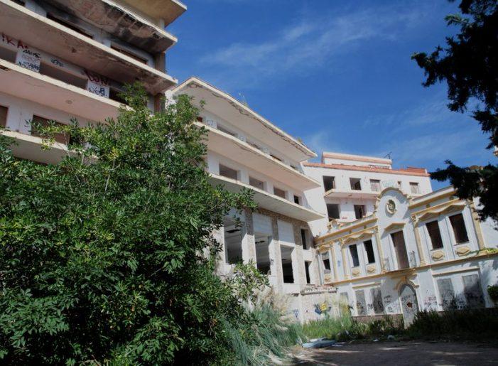 El govern vol subhastar el Panorama guixolenc el 2016