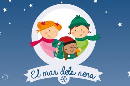 """Parc Infantil de Nadal • """"El Mar dels Nens"""""""