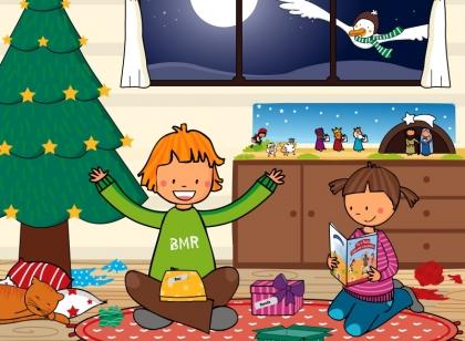 Caga tió de Nadal · Dijous 17 de desembre