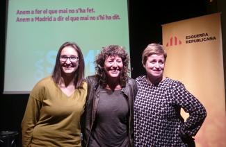 Què farà ERC a Madrid, explicat per tres dones
