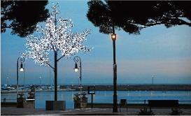 Els llums de Nadal enfronten l´alcalde de Sant Feliu i l´exalcalde