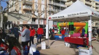 La Creu Roja va organitzar el 1r Dia de l'Infant
