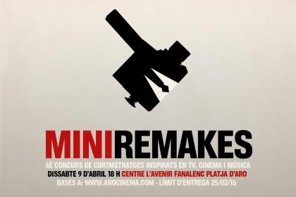 6è Concurs de Miniremakes de Platja d'Aro