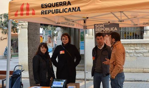 ERC GUÍXOLS CELEBRA L'ACORD JUNTS PEL SÍ-CUP