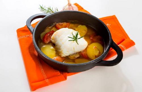 Campanya gastronòmica del bacallà i el peixopalo