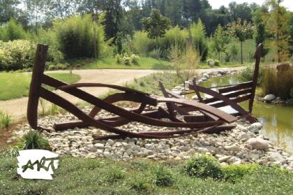 Exposició d'escultura de Bonaventura Ansón