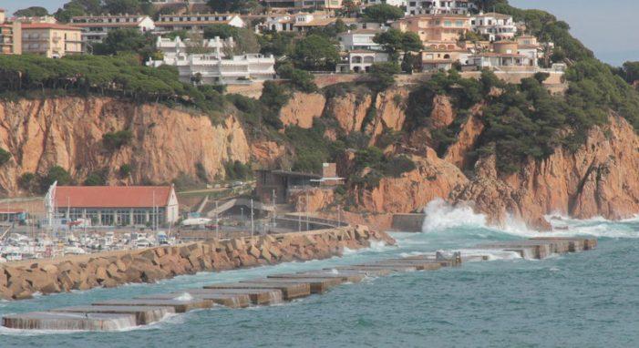 Ports adjudica el reforç del dic de recer de Sant Feliu