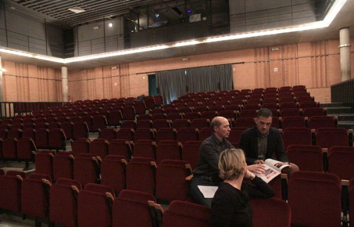 Pla pluriennal d'obres per posar al dia, a Sant Feliu, el teatre Narcís Masferrer