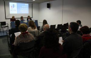 Trobada de l?Associació Catalana d?Infermeria i Salut Escolar (ACISE) a Sant Feliu de Guíxols.