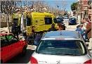 La Policia Local de Sant Feliu deté un home per robar a dins d´un vehicle