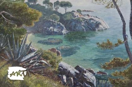 Exposició de Torrent Buch a Castell d'Aro