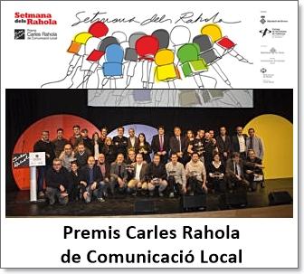 premis Carles Rahola de Comunicació Local