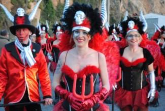 Relació de premis de la Rua de Carnaval 2016