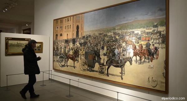 EL MODERNISME CATALÀ, SORTIDA D'AMICS DEL MUSEU