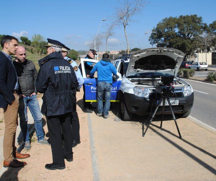 El radar es manté en proves a Sant Feliu i Santa Cristina uns dies més