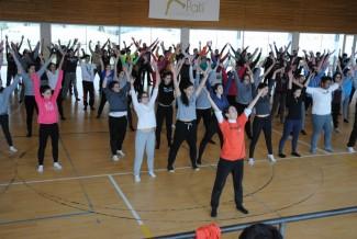 L'IES Sant Feliu presenta un projecte de dansa pioner a les nostres comarques