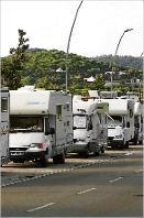 L´Ajuntament de Platja d´Aro allunyarà del centre les autocaravanes
