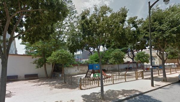 La processionària obliga a tancar per segon cop un parc infantil a Sant Feliu