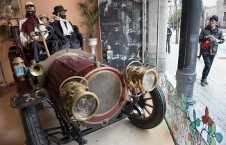Sortida dels Amics del Museu per celebrar el 150è aniversari de Ramon Casas