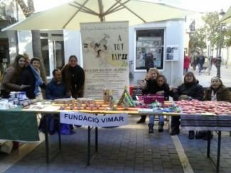 Recollida de donacions per a la Residència Vimar