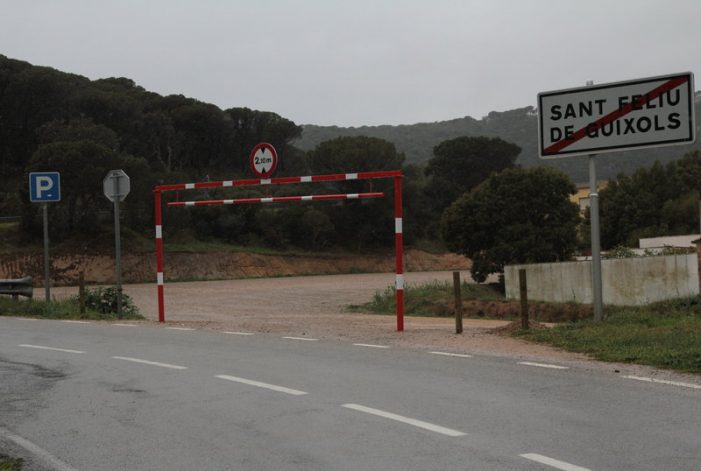 Sant Feliu enviarà a Vilartagues el gros d'autocaravanes
