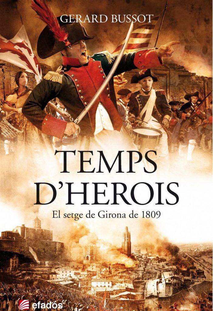 'Temps d'herois', el 'Victus' gironí que narra l'horror dels setges