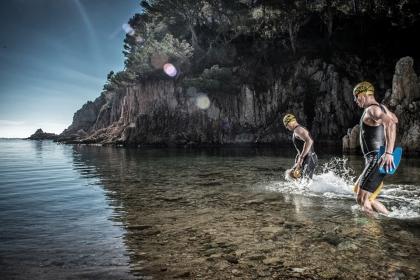Swinrun Costa Brava 2016 · 16 i 17 d'abril