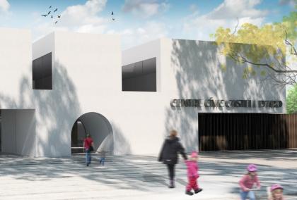 Com serà el nou espai sociocultural de Castell d'Aro?