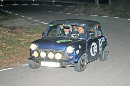 Ral·li Històric i Ral·li Legend Cars a Platja d'Aro