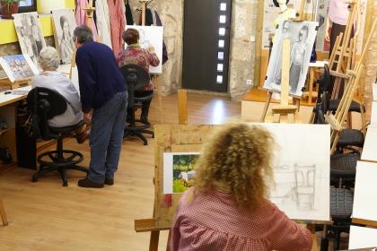 Exposició Alumnes Escola Municipal d'Art