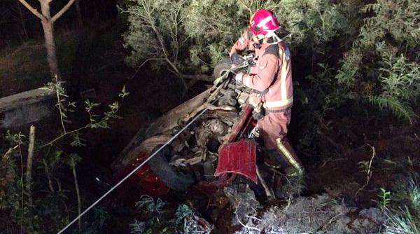 3 accidents de trànsit a Sant Feliu
