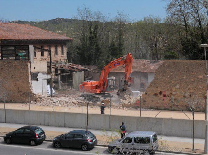 La terra del Guíxols Arena s'aprofitarà per habilitar un nou pàrquing temporal