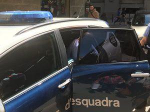 BARCELONA. PLATJA D'ARO. DETENCIÓ D'UN ALBANES SOSPITÓS DE LA MORT DE JORDI COMAS AL BARRI GOTIC DE BARCELONA  Foto: SER CATALUNYA