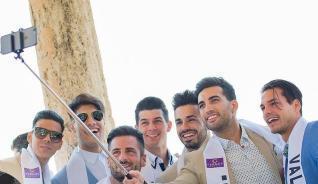 Els més guapos d'Espanya se citen a Platja d'Aro