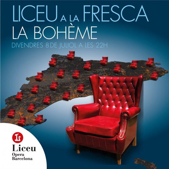 El Gran Teatre del Liceu arribarà a Sant Feliu de Guíxols el proper divendres 8 de juliol a les 22h